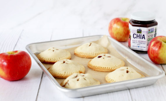Apple and Berry Hand Pie recipe