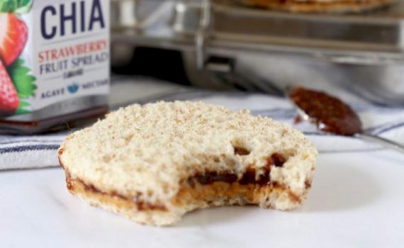 Freezer Friendly Crust-Free PB&J recipe