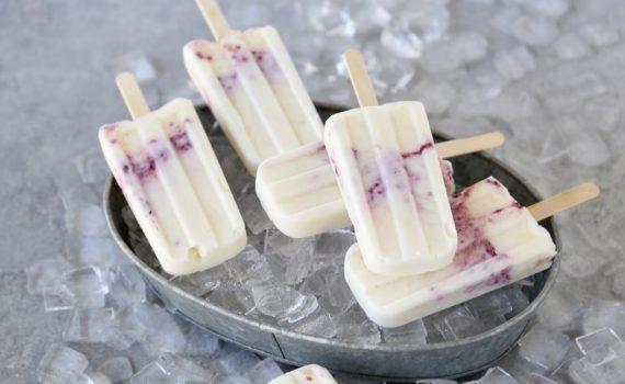 Summer Popsicles recipe
