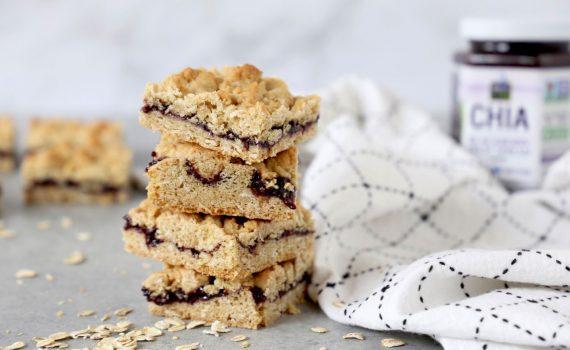 Raspberry Crumbles Recipe