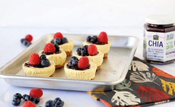 No Bake Party Tart Bites recipe